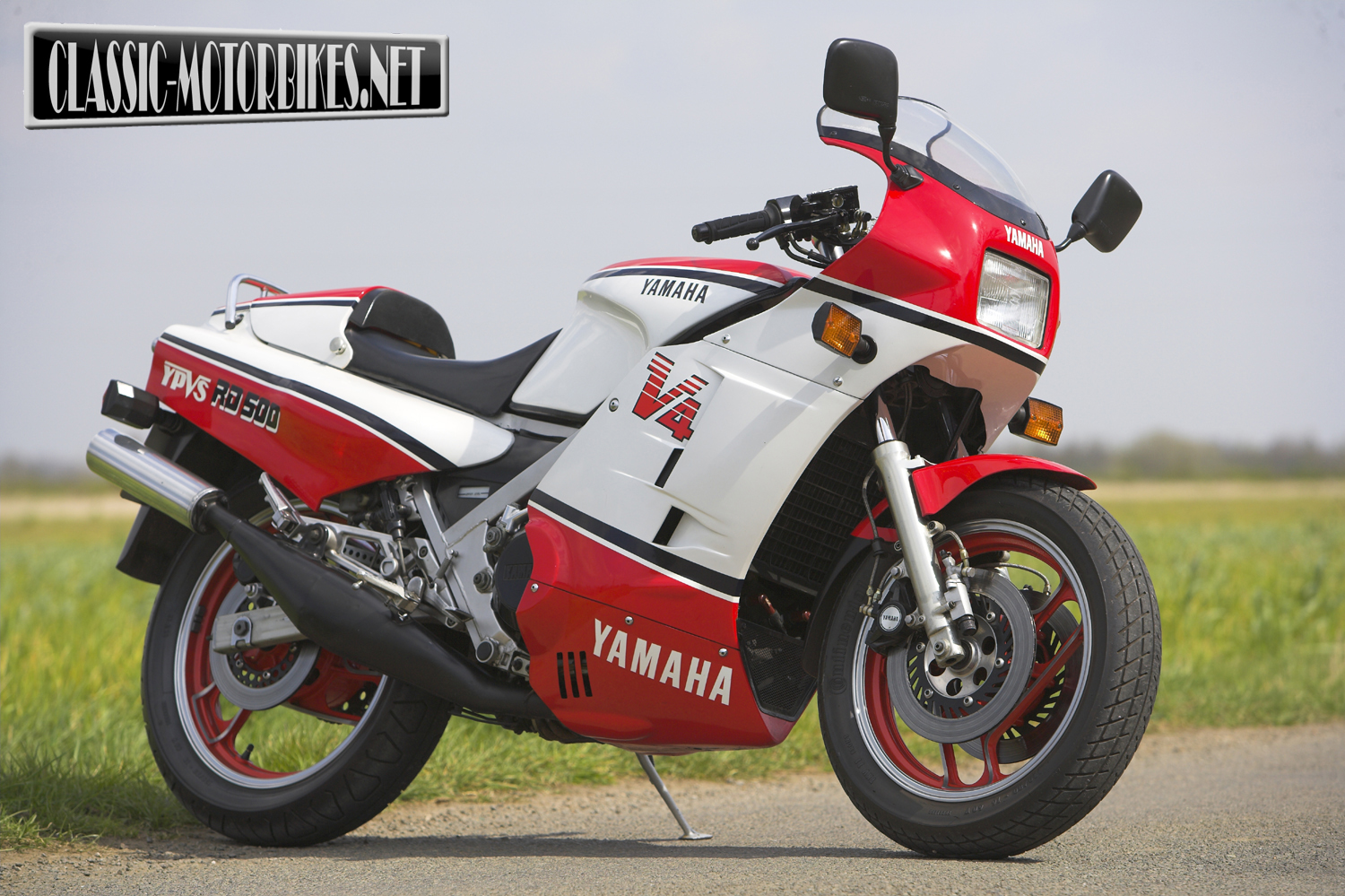Yamaha RD 500 LC 1985 images #90039