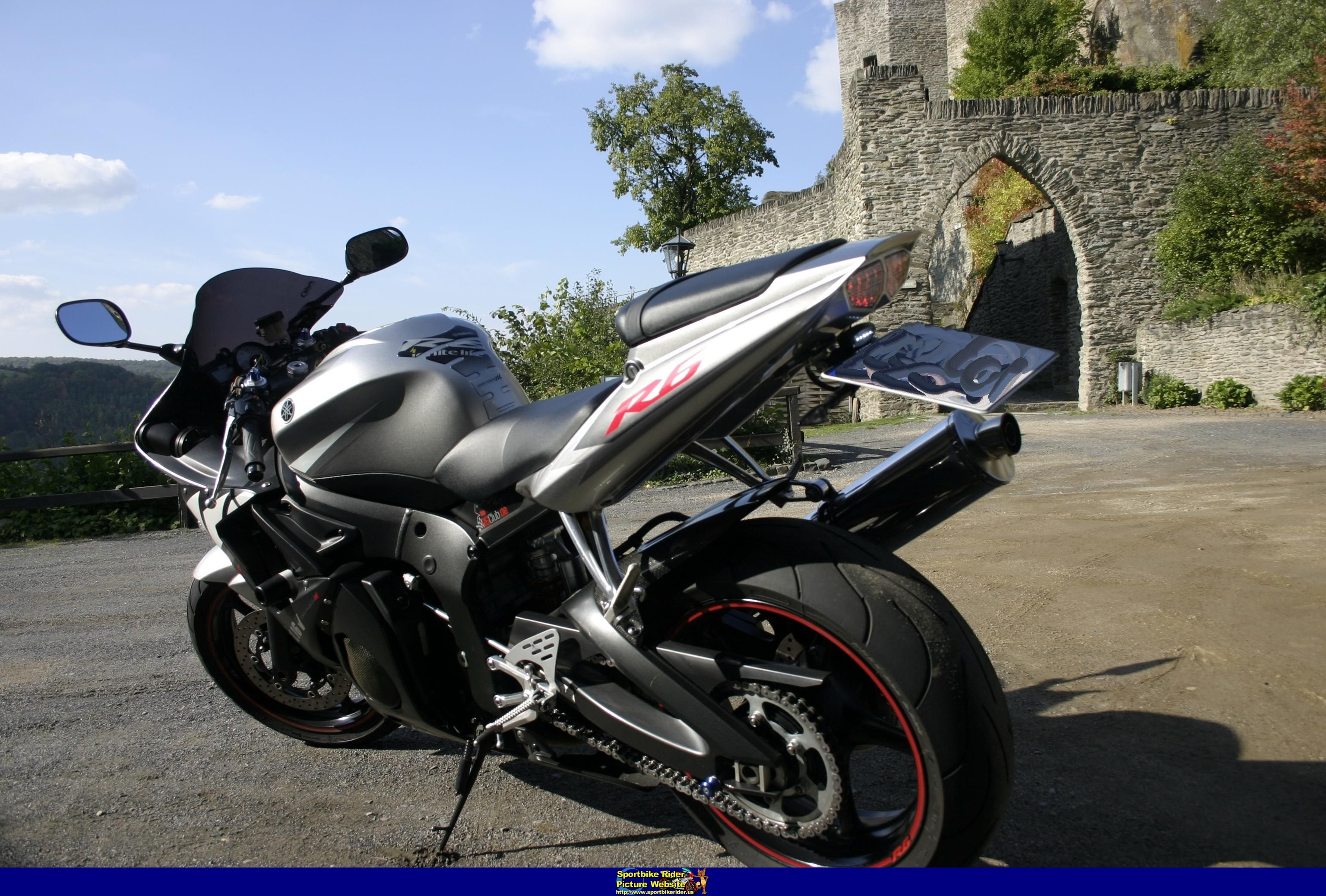 Yamaha YZF-R6 wallpapers #136002