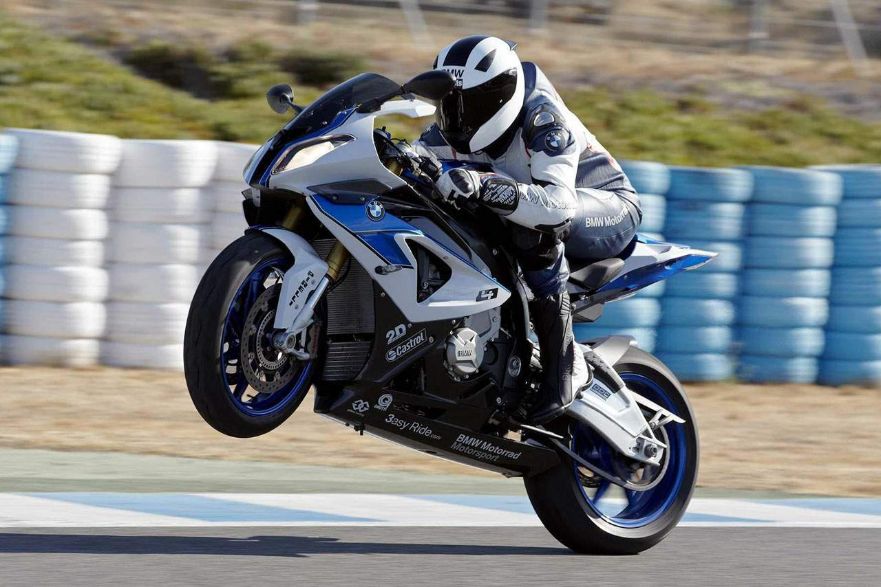 BMW HP4 images #9124