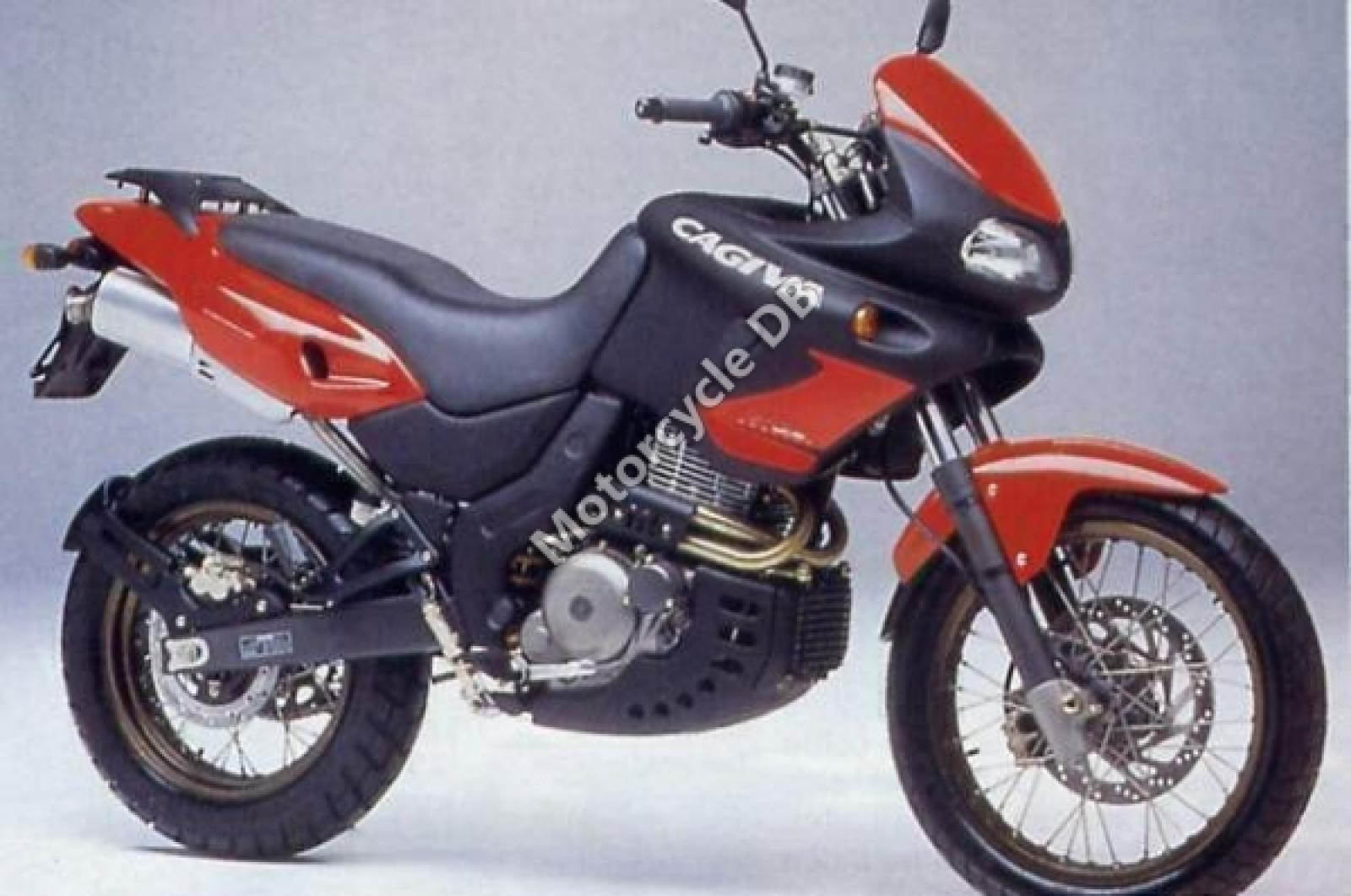 Cagiva Canyon 500 images #69334