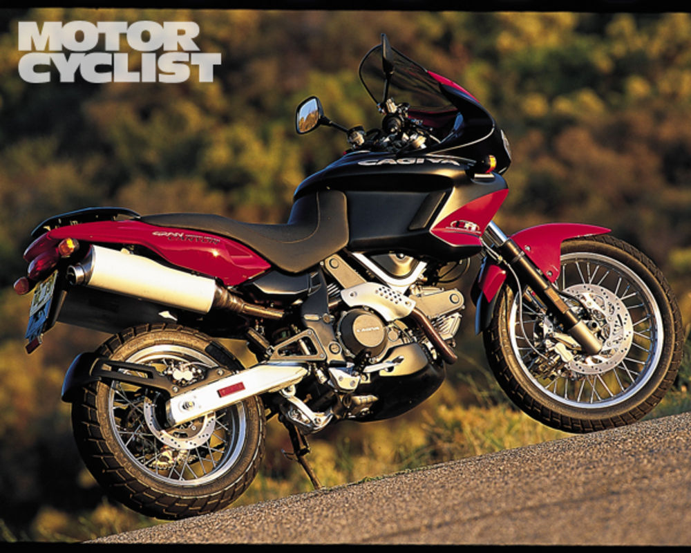 Cagiva Grand Canyon 1998 images #67455
