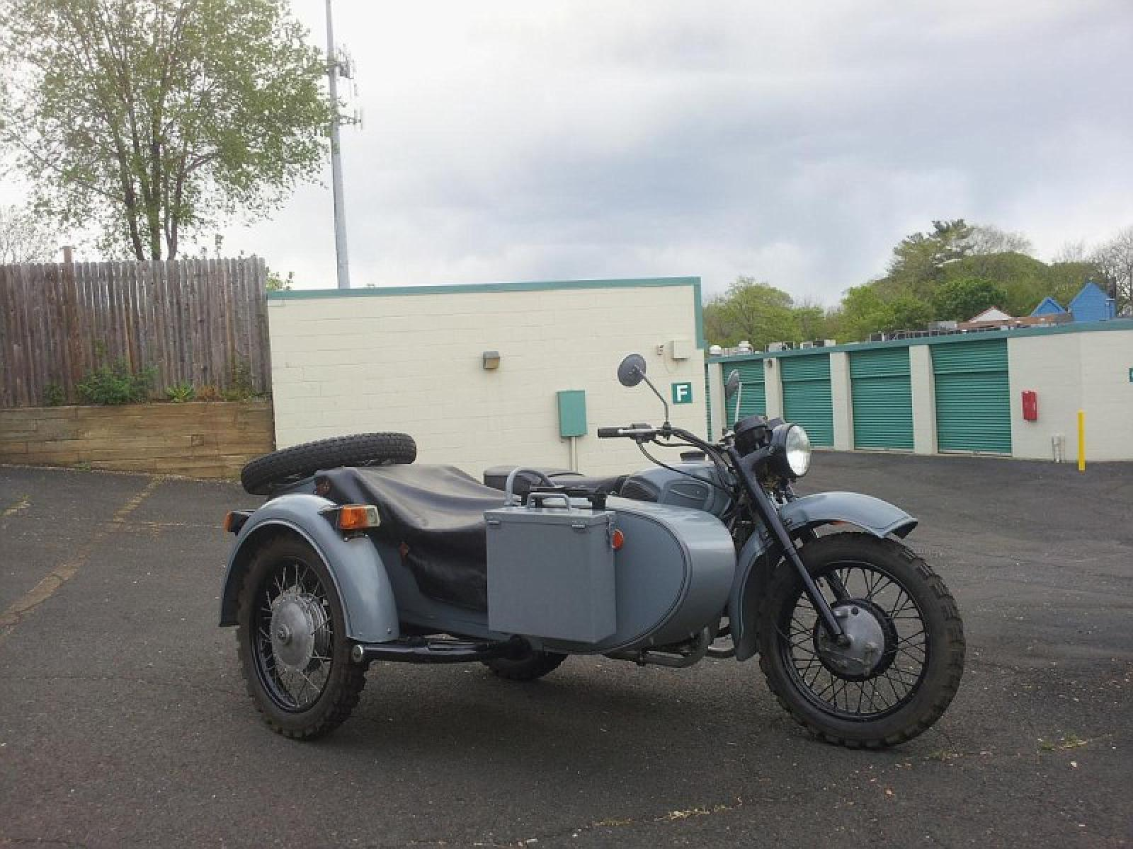 Dnepr MT 10 with sidecar 1977 images #71401