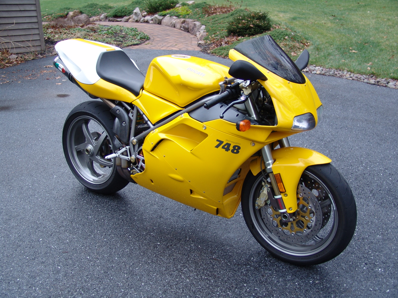 Ducati 748 wallpapers #111196