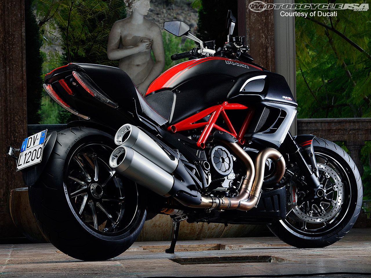 Ducati Diavel Dark wallpapers #12803
