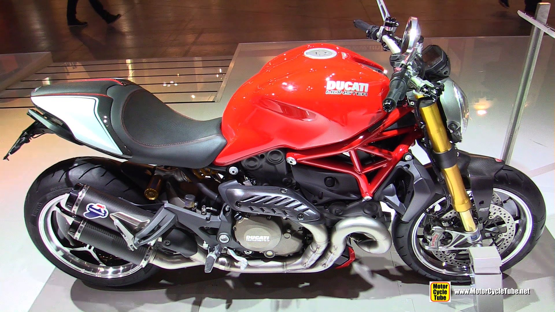 Ducati Monster 1200 wallpapers #134118