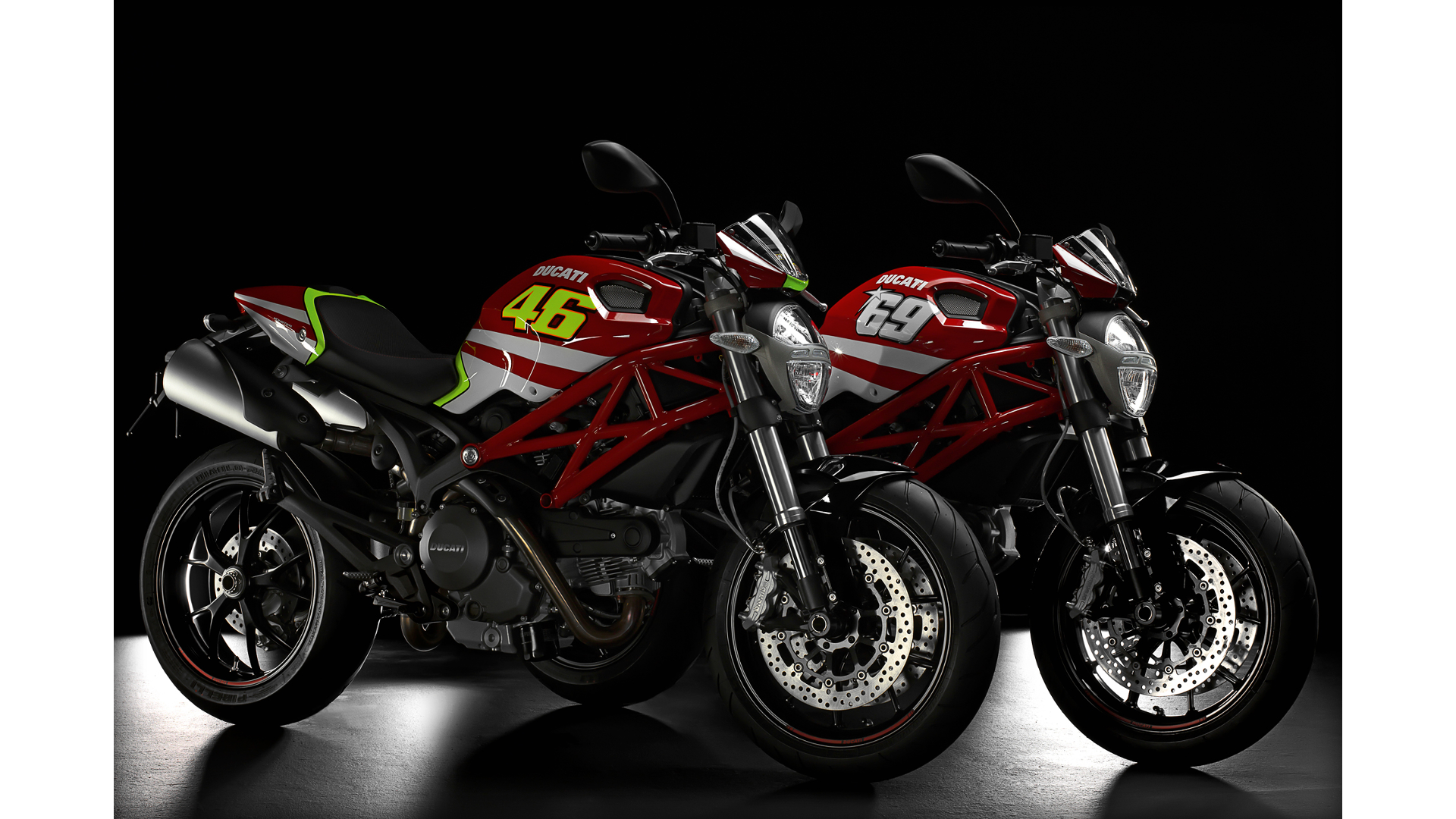 Ducati Monster 796 Corse Stripe images #146220