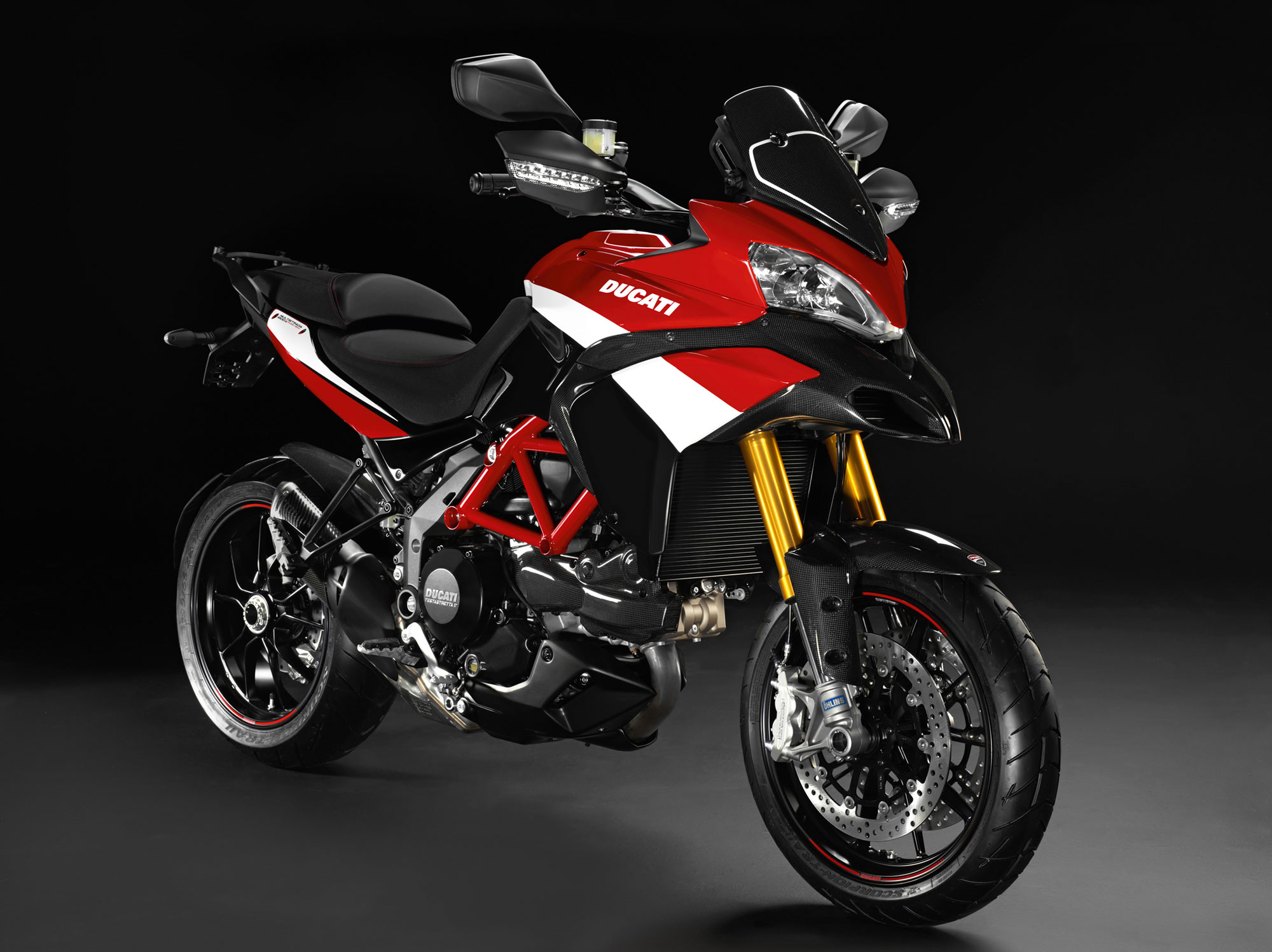 Ducati Multistrada 1200 S Pikes Peak Edition 2013 images #80015