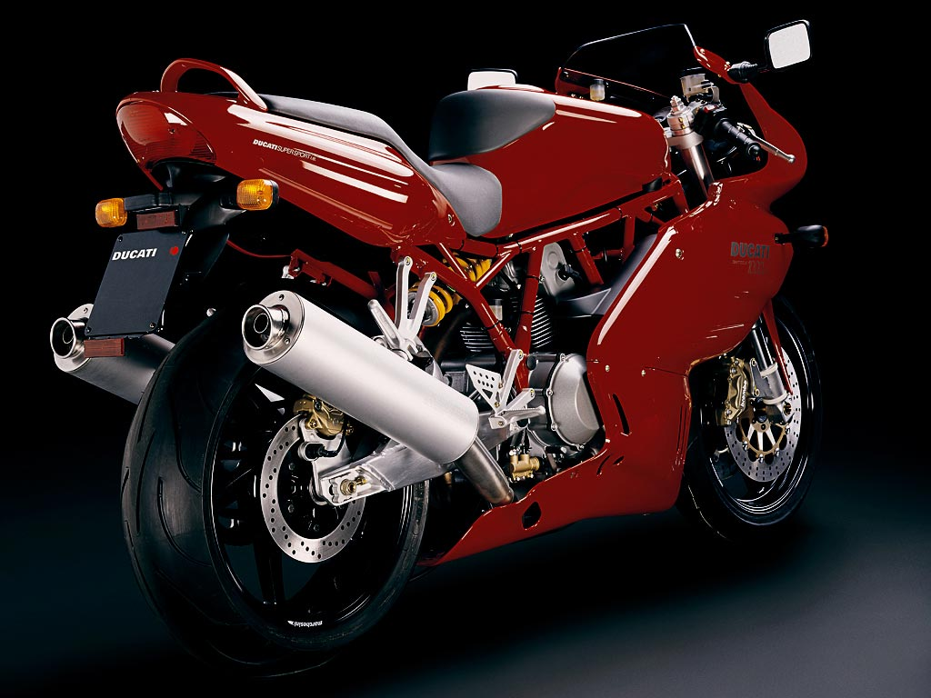 Ducati SS 1000 DS 2003 images #78922