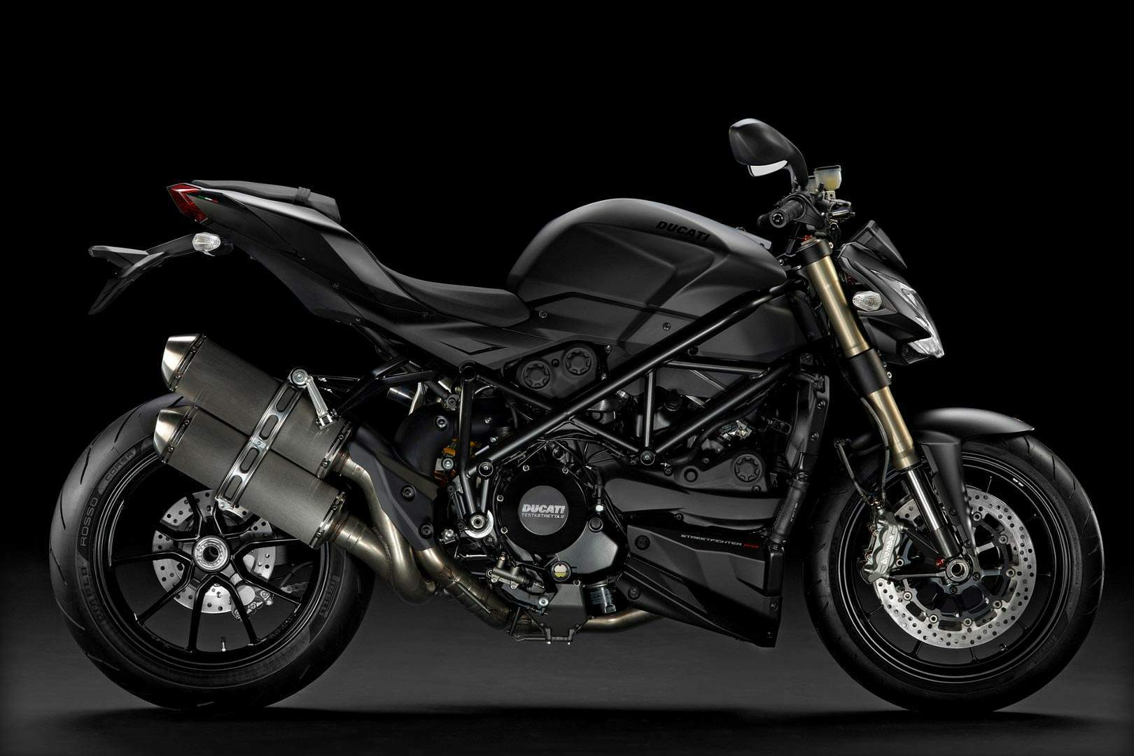 Ducati Streetfighter wallpapers #17079