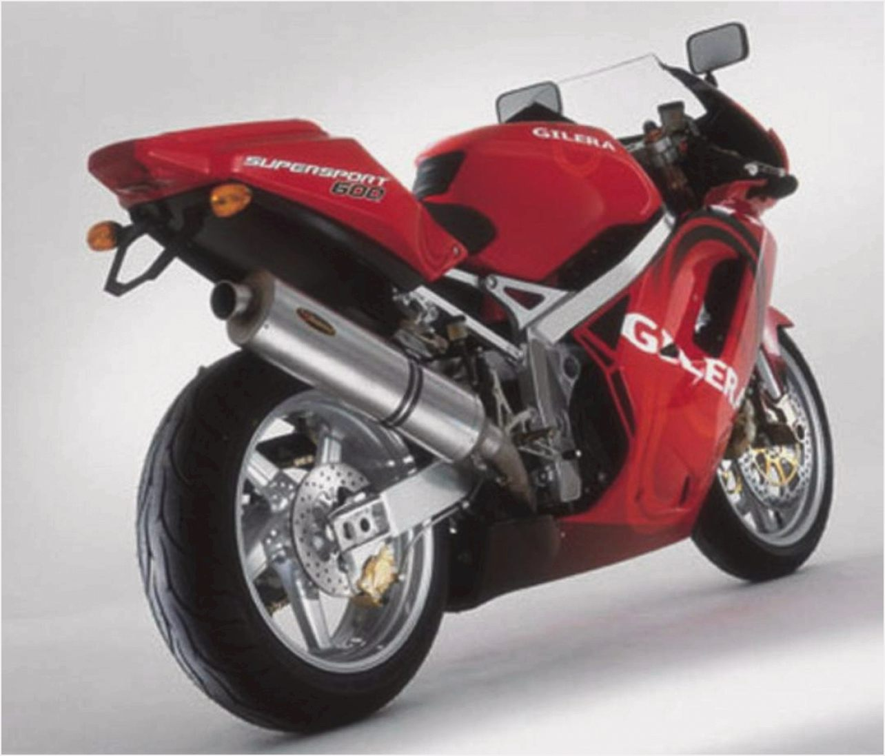 Gilera 600 Nordwest 1991 images #73578