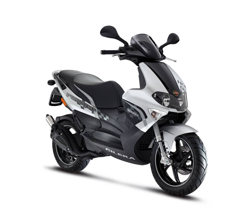 Gilera Runner 125 Black Soul 2015 images #74473