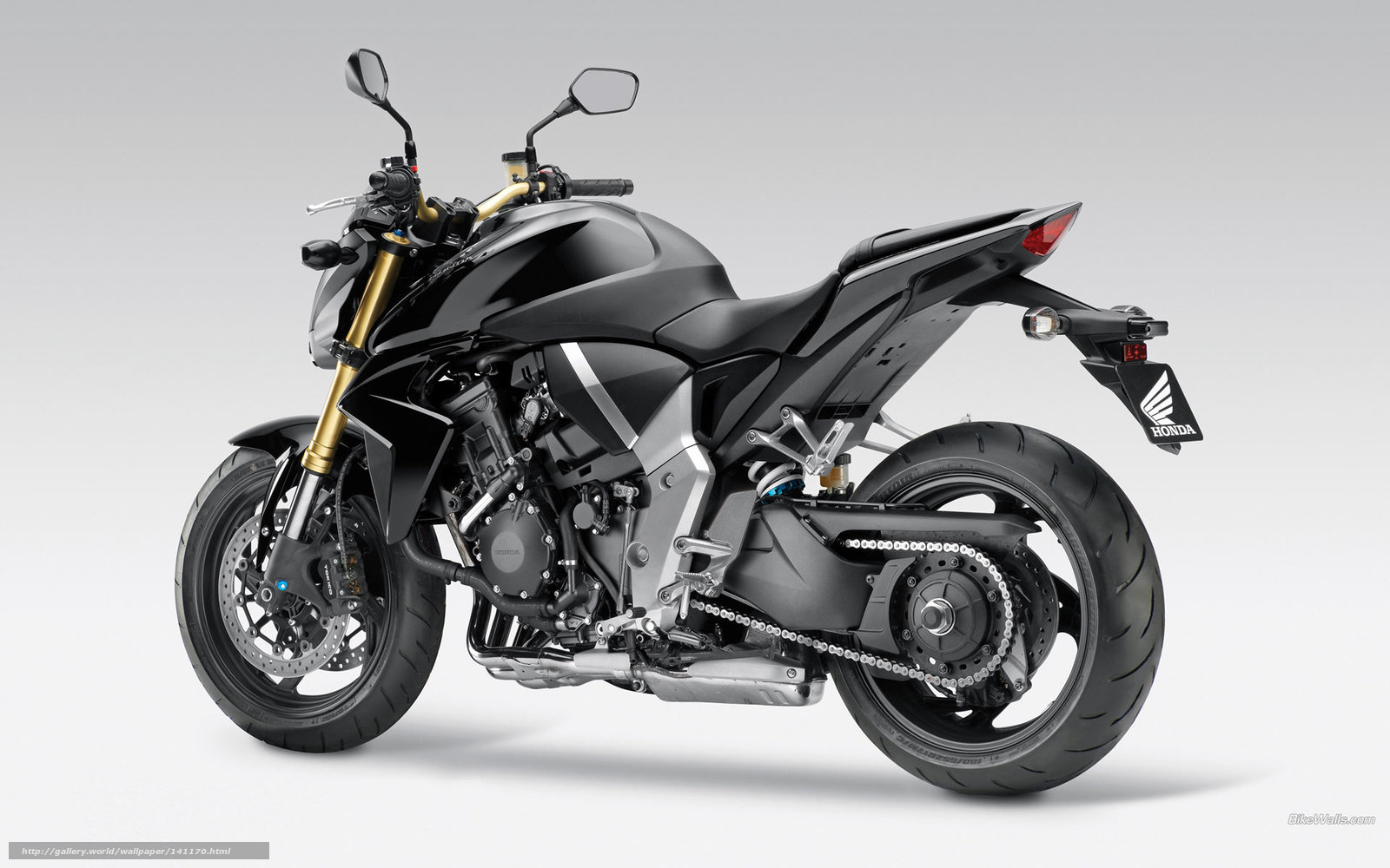 Motorcycle Pictures: Honda CB 1000 R - 2011