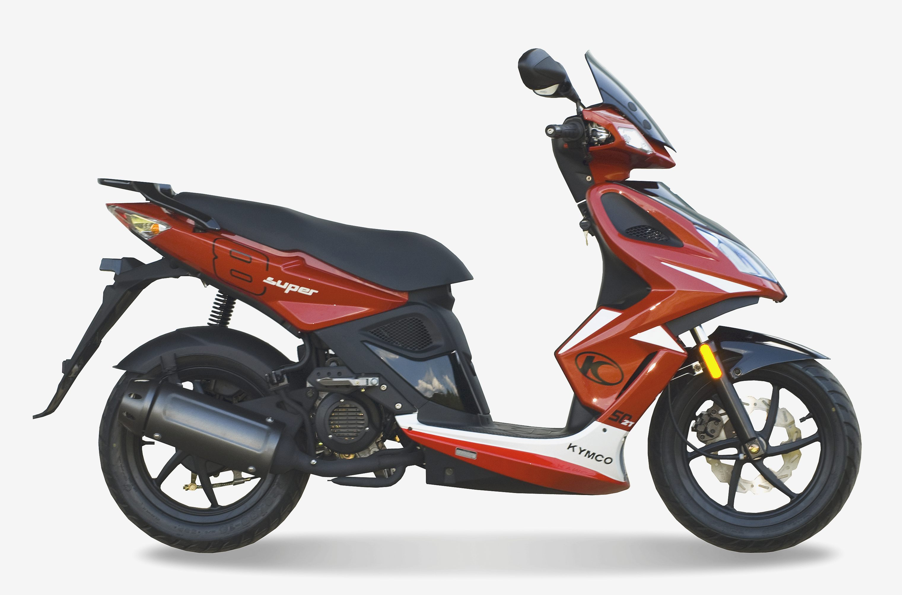Kymco Scout ZX 50 2001 images #101240