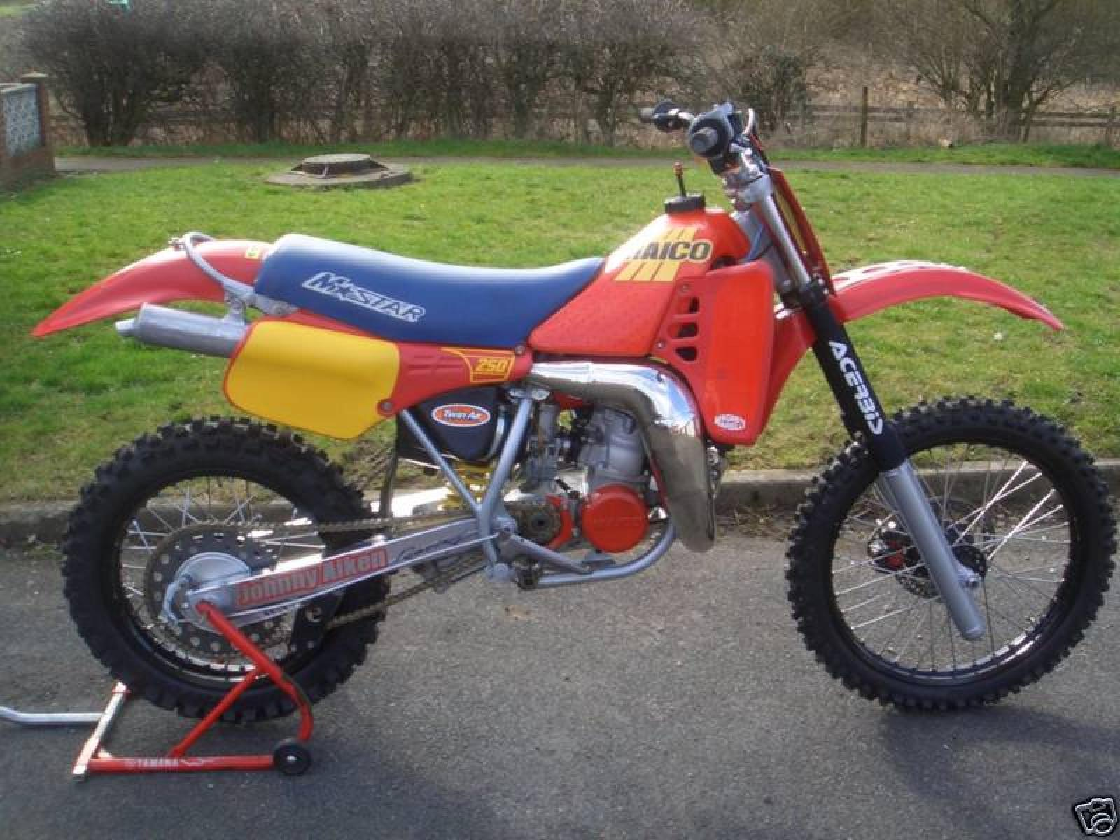 Maico GME 250 1985 images #102225