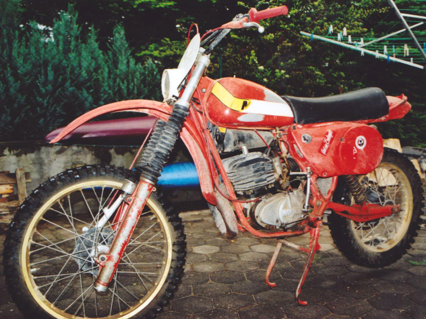 Maico MD 250/6 1976 images #102029