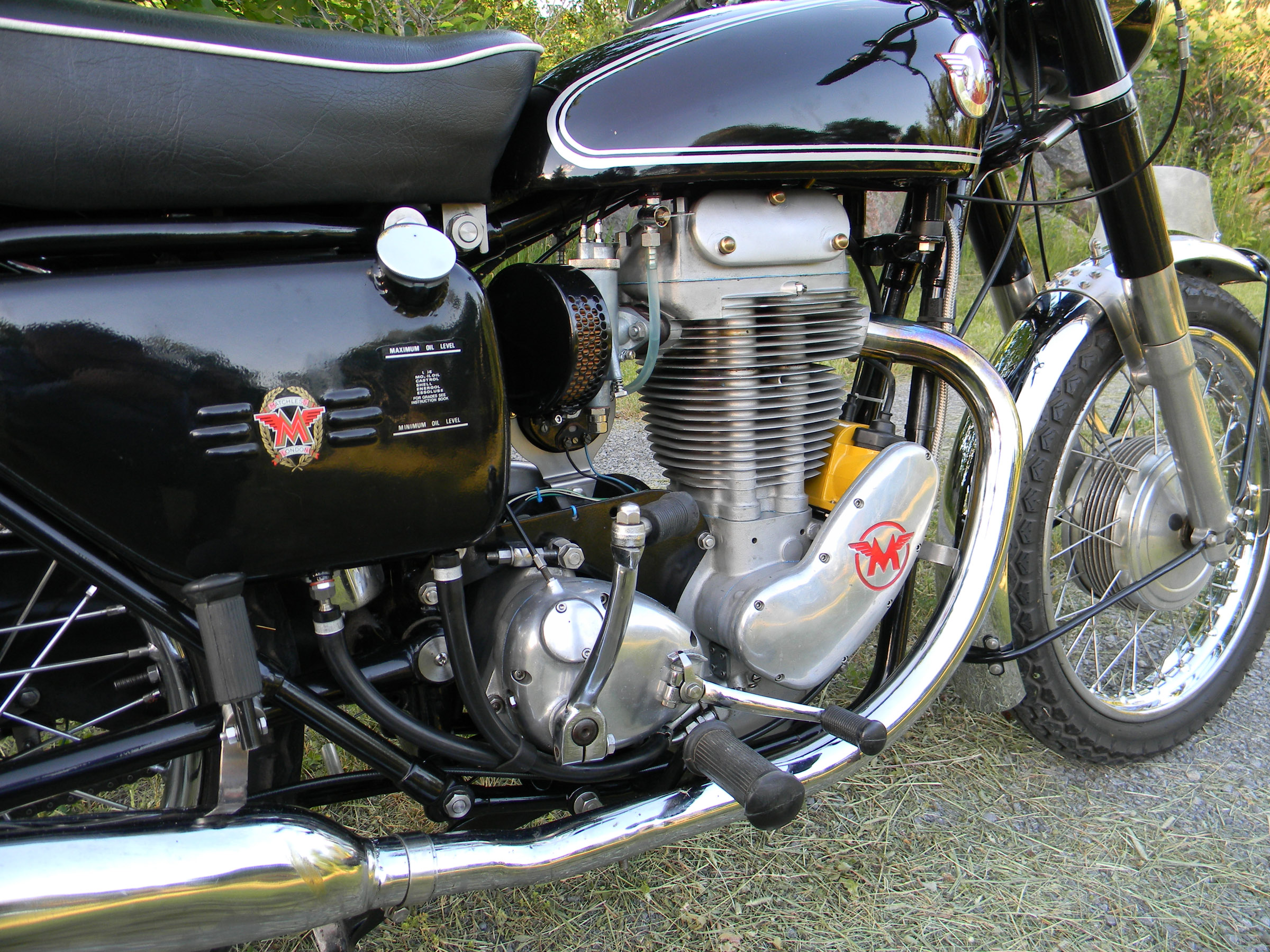 Matchless G 80 K 1988 images #161884