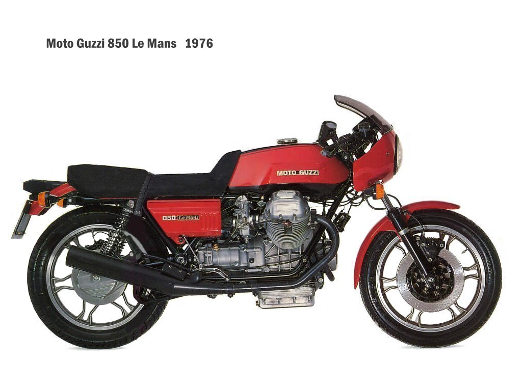 1977 moto guzzi 850 le mans pics specs and information. Black Bedroom Furniture Sets. Home Design Ideas