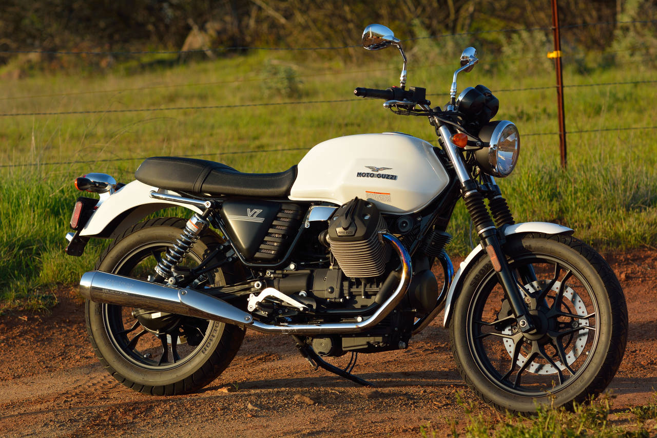 Moto Guzzi V7 Special wallpapers #139771