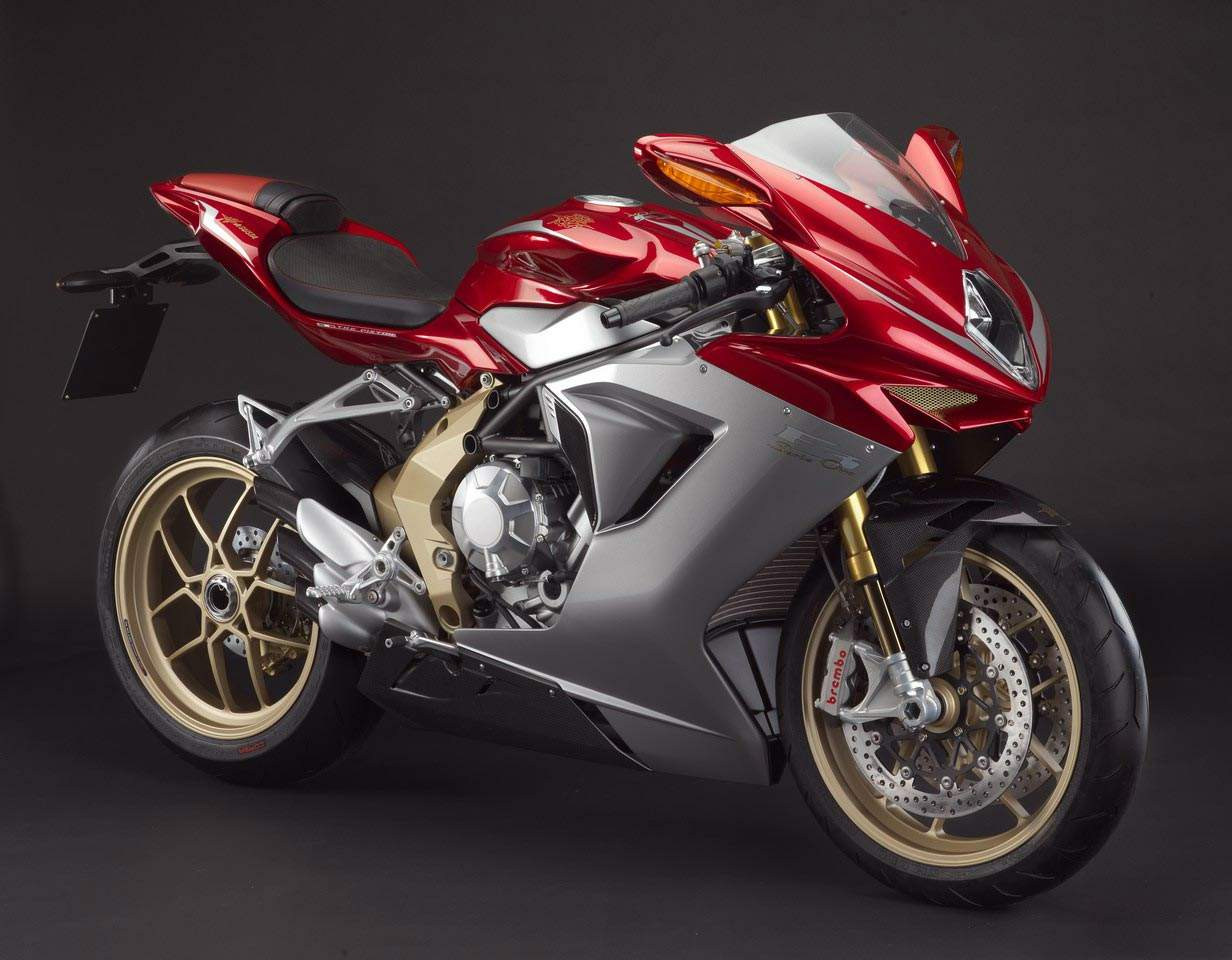 MV Agusta F3 Serie Oro 2012 images #114359