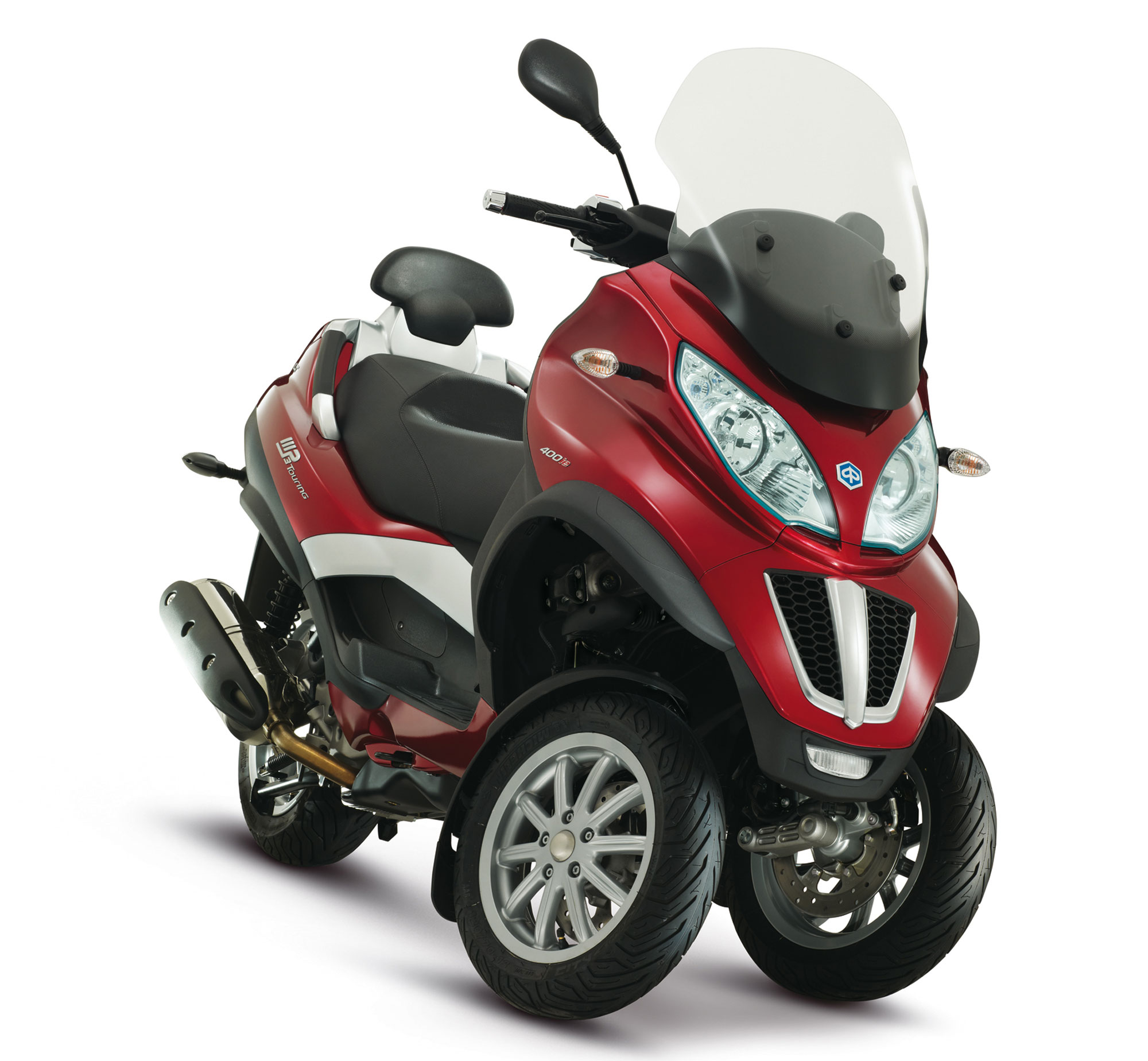 Piaggio MP3 400 2011 images #120674