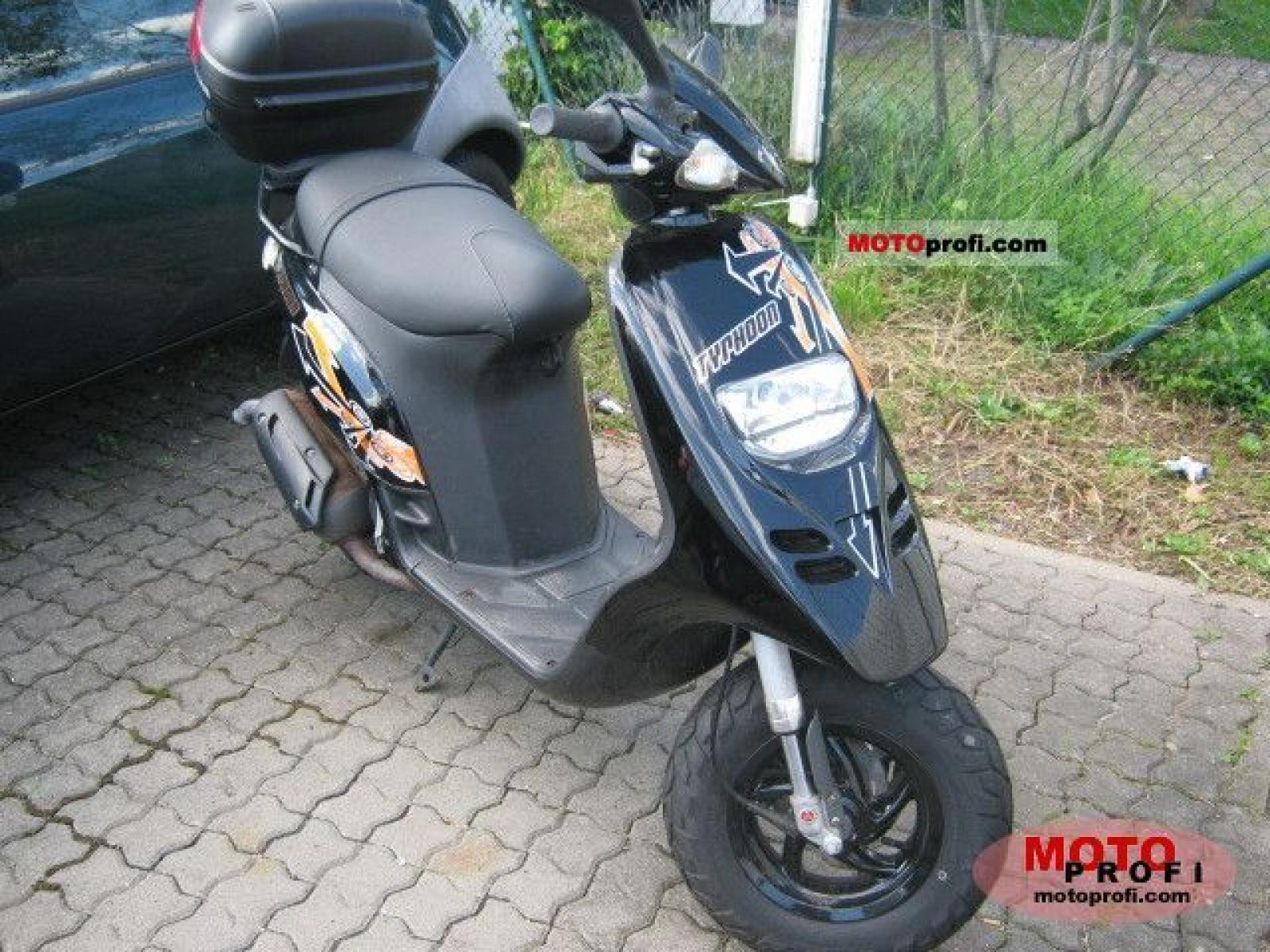 Piaggio Typhoon Special Edition wallpapers #143836