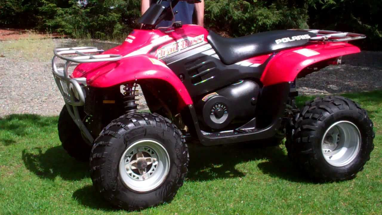 Polaris Trail Boss 330 2006 images #169524