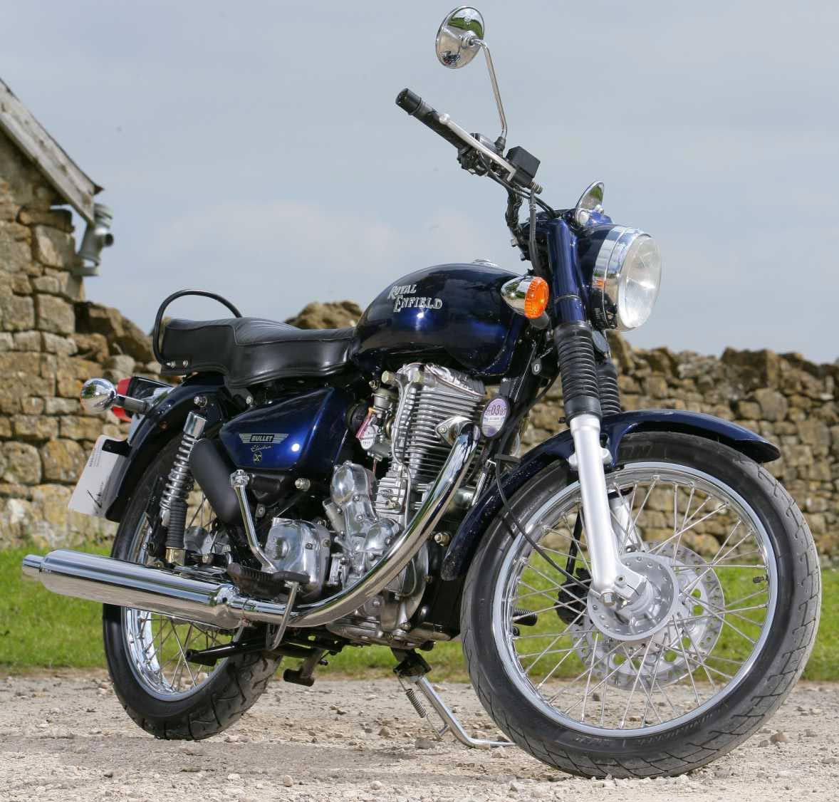 2004 royal enfield bullet 500 army pics specs and information. Black Bedroom Furniture Sets. Home Design Ideas