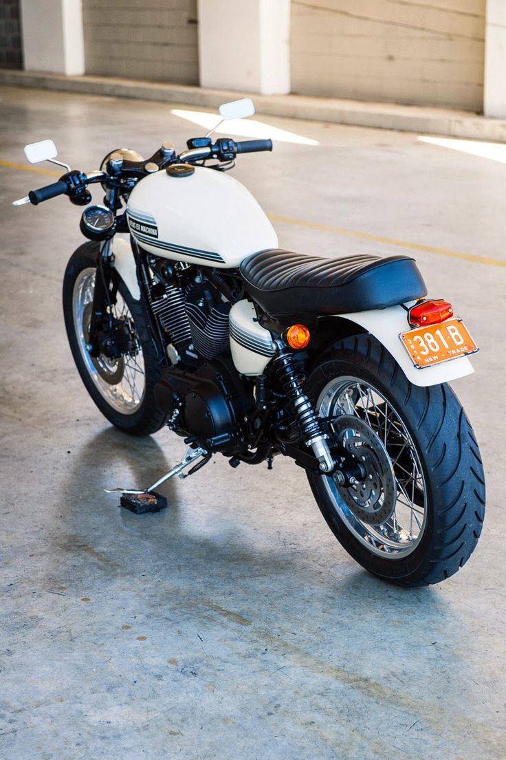 Sbay Flying 1800 Cafe Racer images #124329