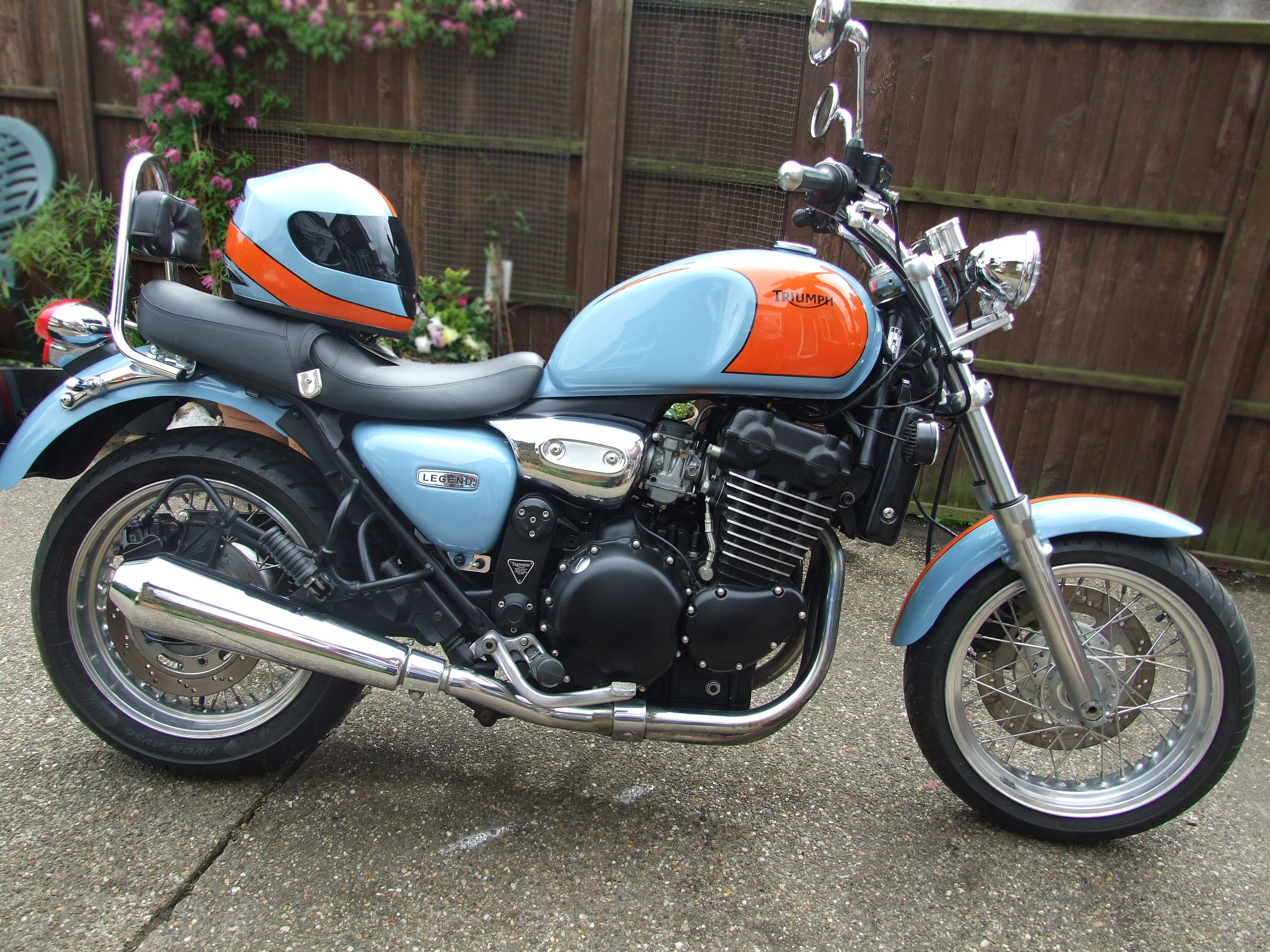 Triumph Legend TT 1999 images #159309