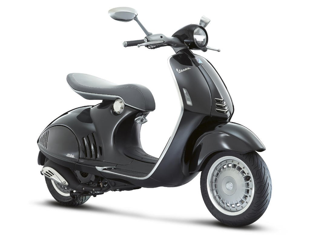 Vespa GTV Via Montenapoleone 2010 wallpapers #176651