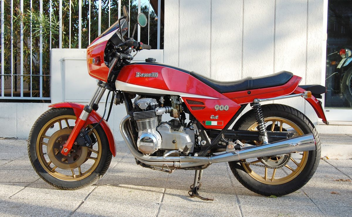 Benelli 900 Sei 1983 wallpapers #160099