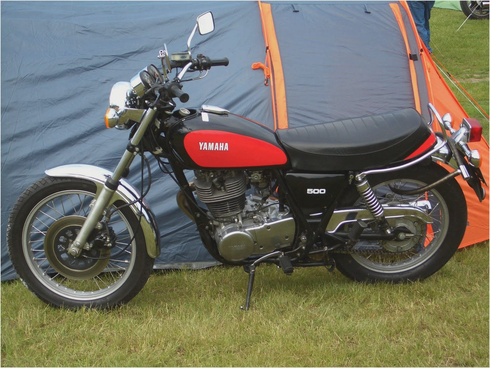 BSA SR 500 Gold 2000 images #65473
