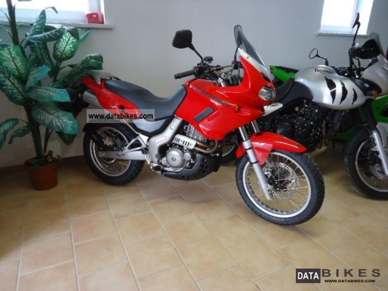 Cagiva Canyon 500 images #69335