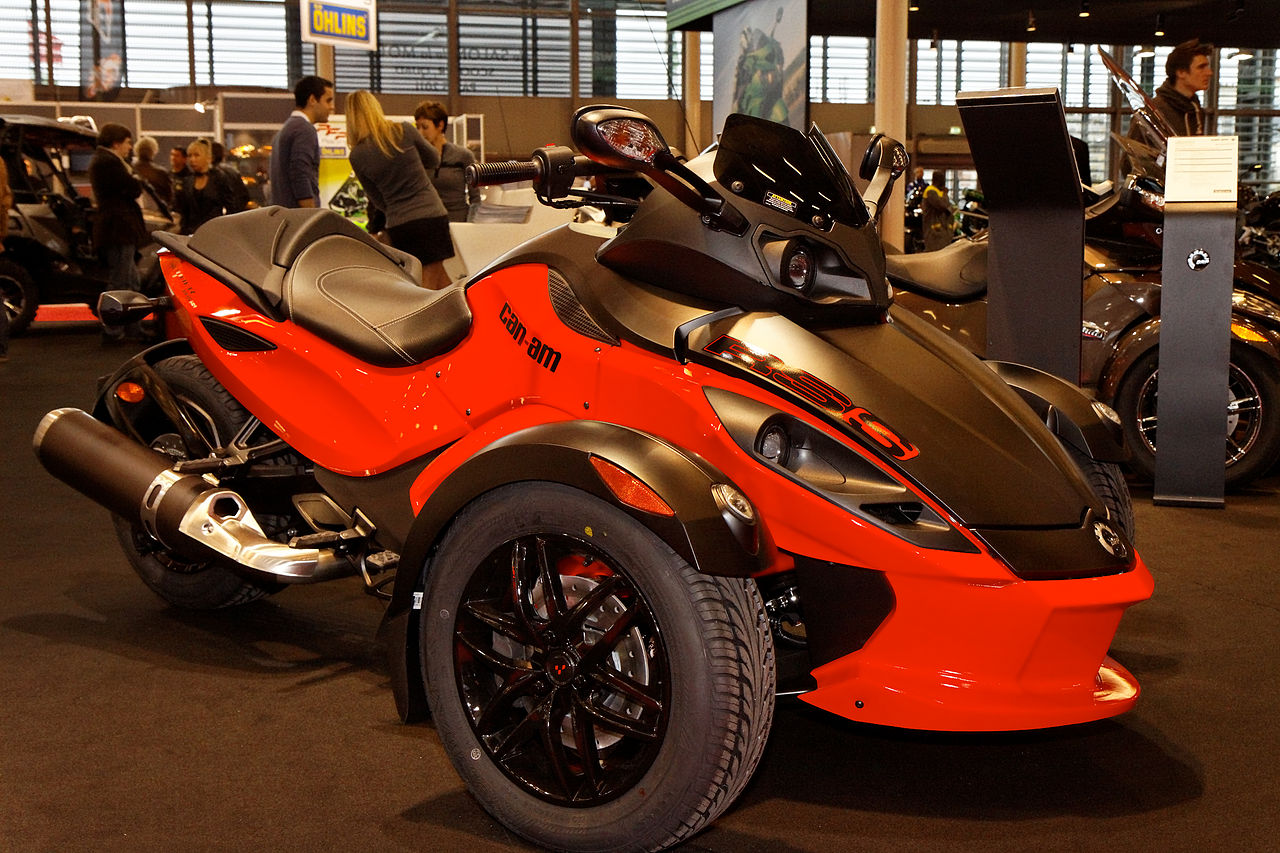 Can-Am Spyder RS-S 2011 images #94396