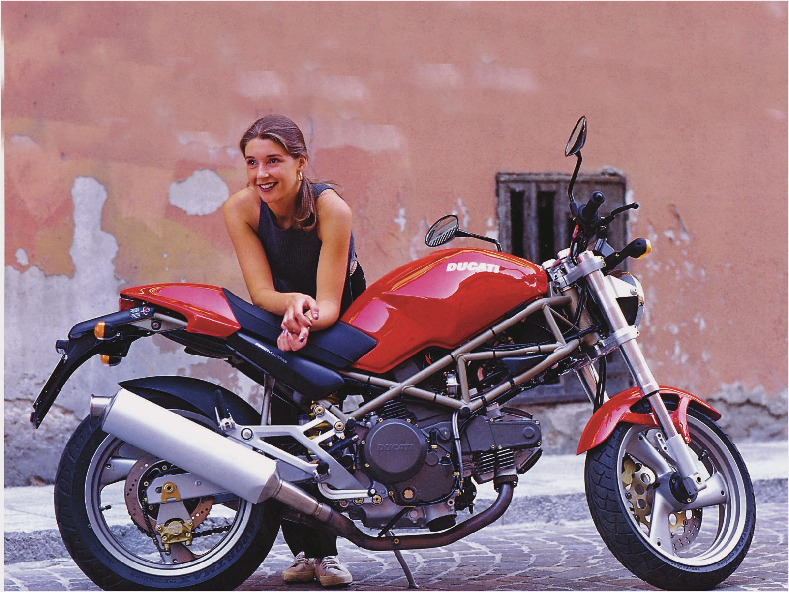 Ducati Monster 750 wallpapers #10919