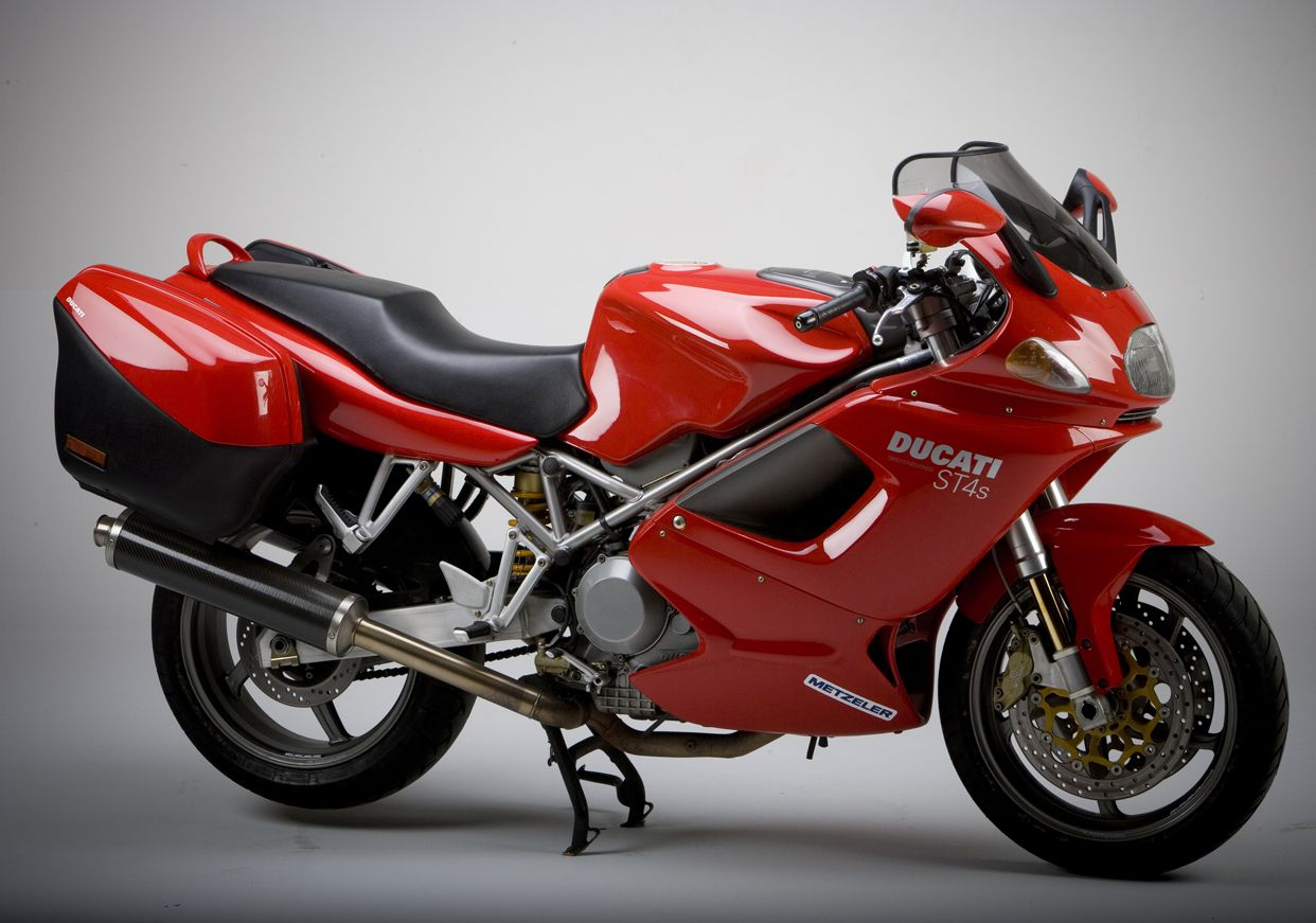 Ducati ST4 S wallpapers #11611