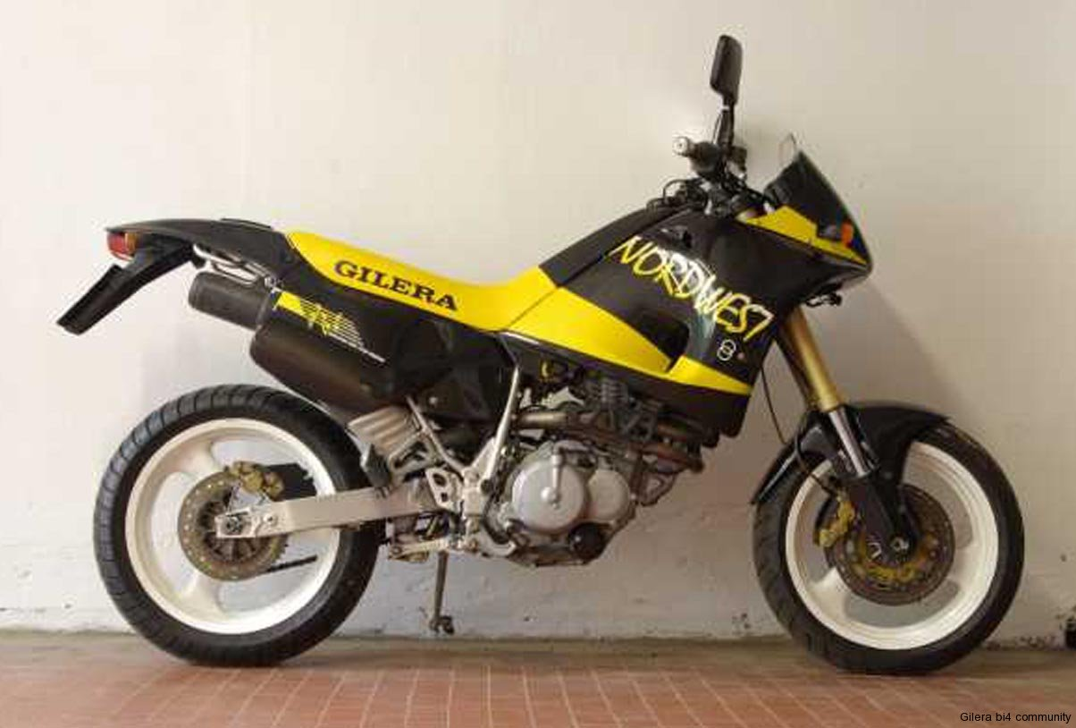 Gilera 600 Nordwest 1991 images #73579