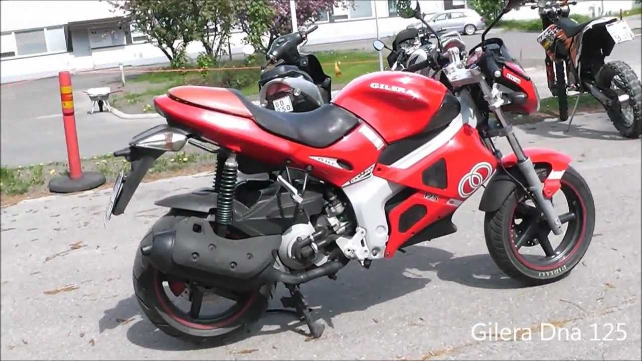 Gilera DNA 125 2001 images #73777