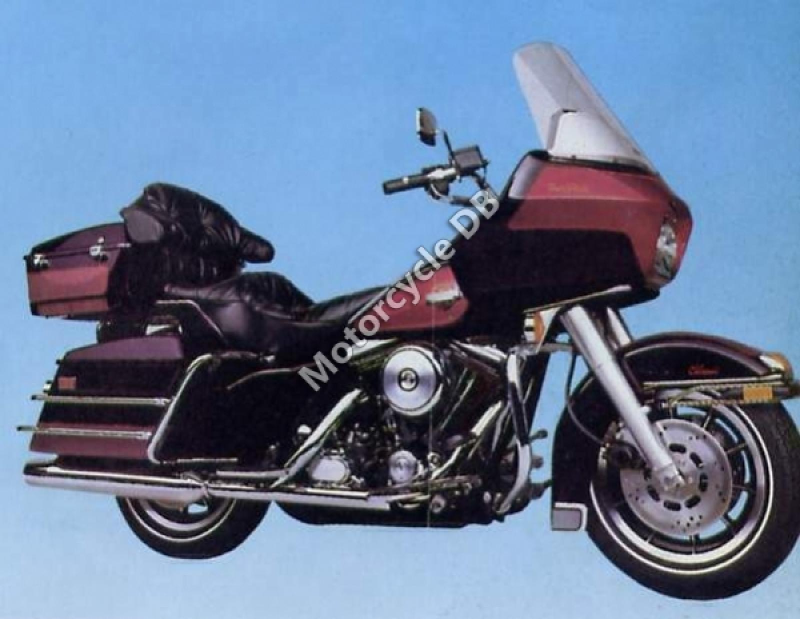 Harley-Davidson FLHTC 1340 Electra Glide Classic 1985 pics #15285