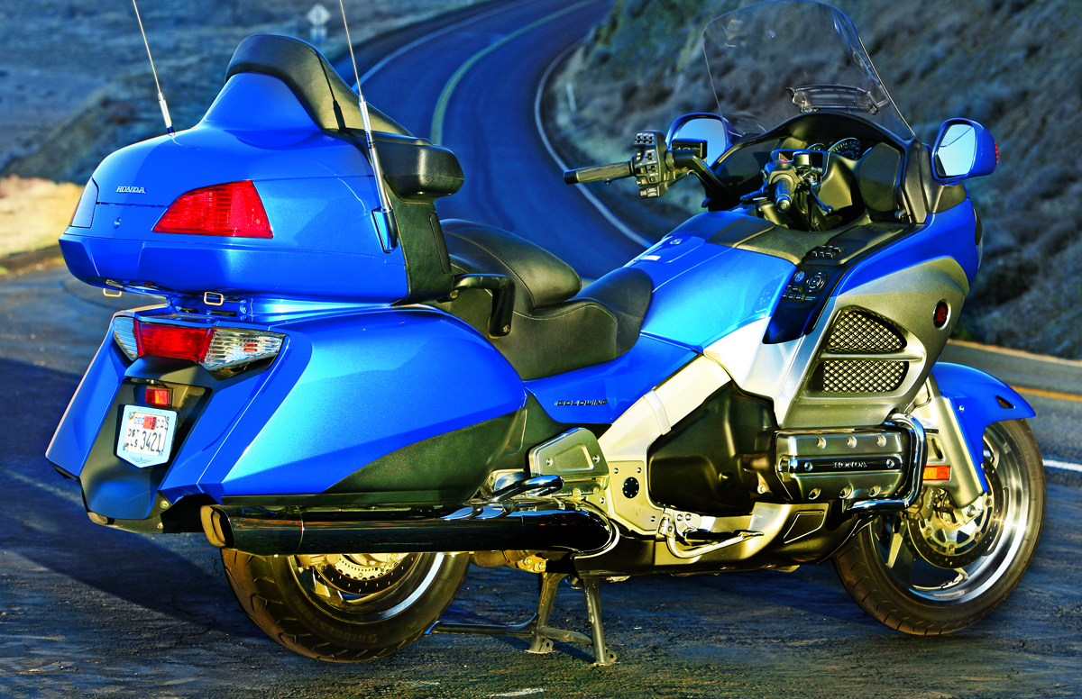 Honda GL 1800 Gold Wing wallpapers #142247