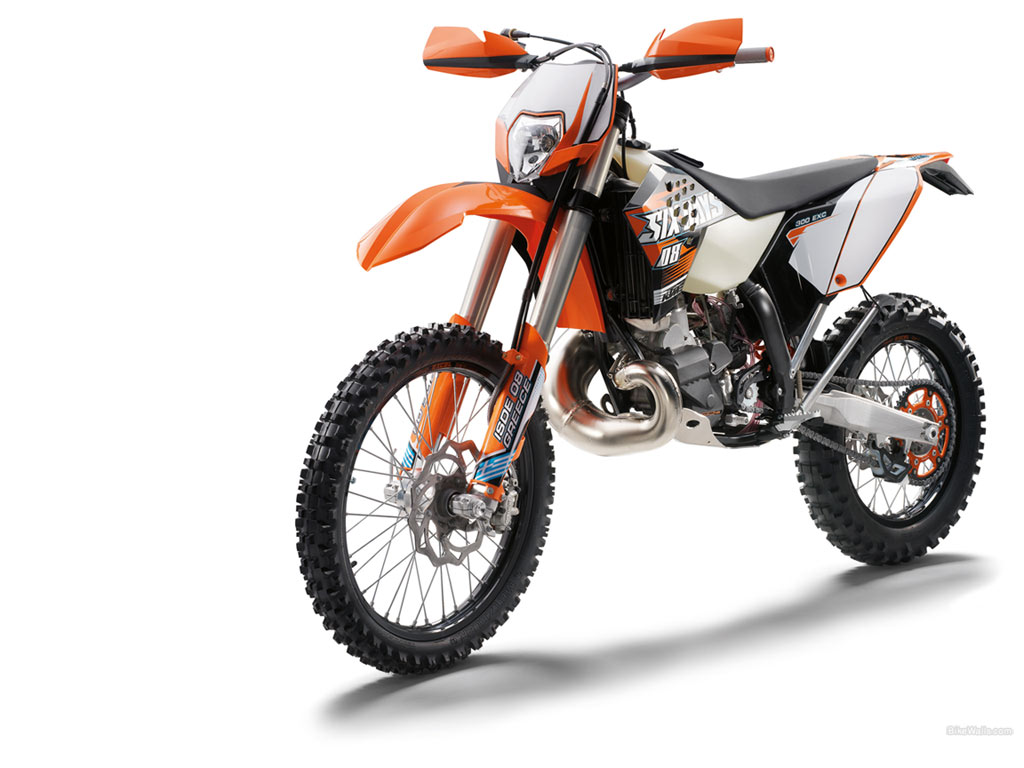 KTM 300 MXC 2002 images #85464