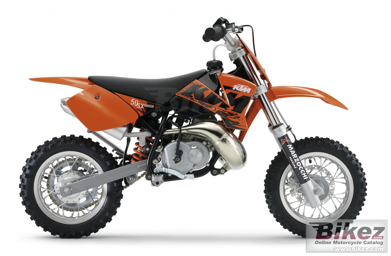 KTM 50 Junior Adventure wallpapers #134812