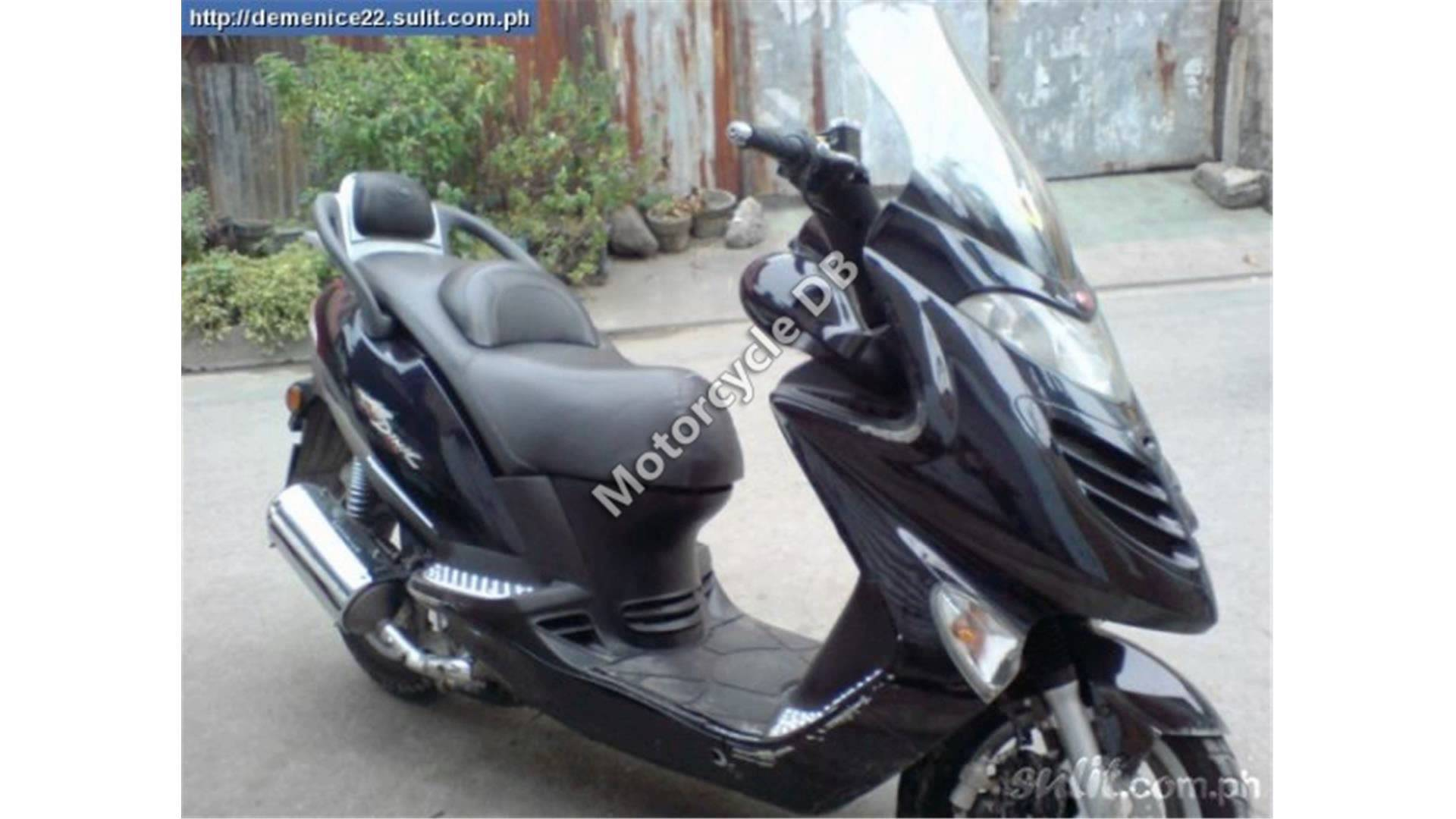 Kymco Heroism 150 1997 images #173097
