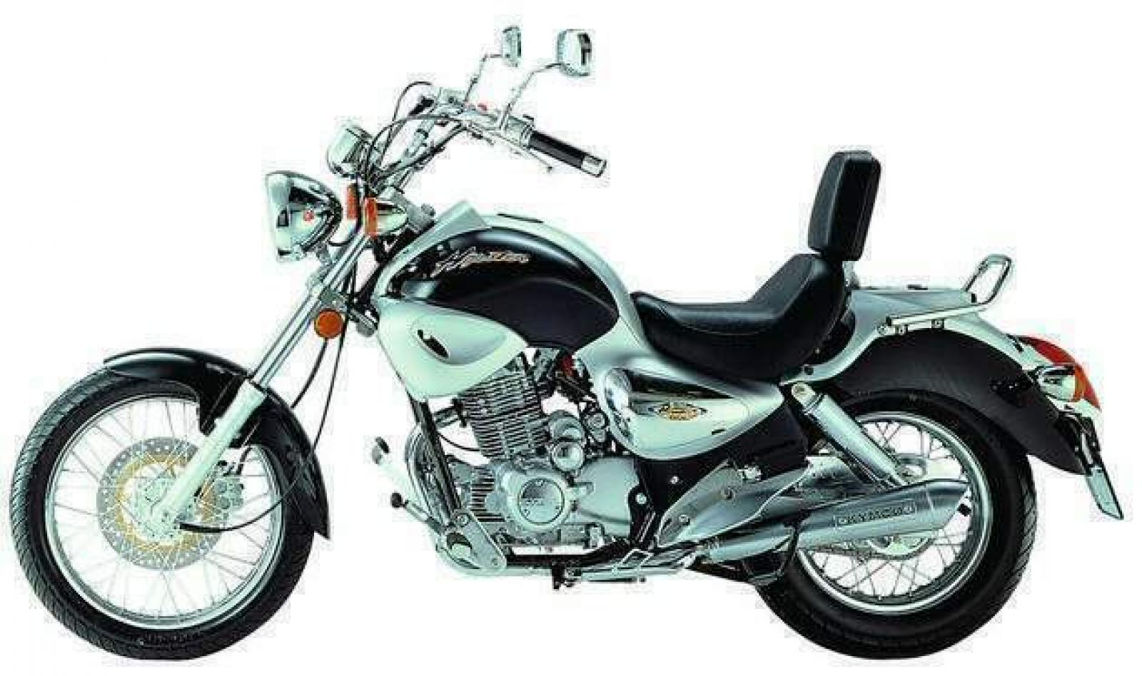 Kymco Hipster 125 2004 images #101539