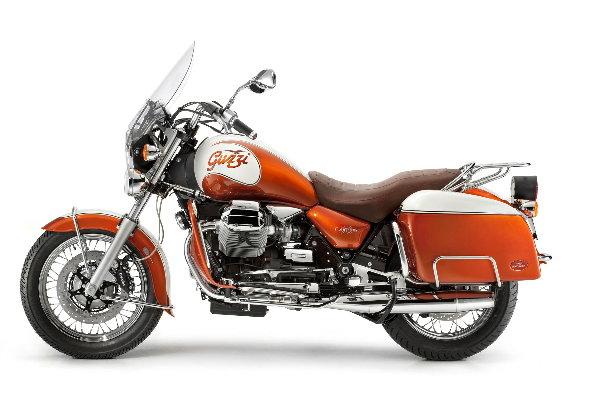 Moto Guzzi California III 1993 images #108660