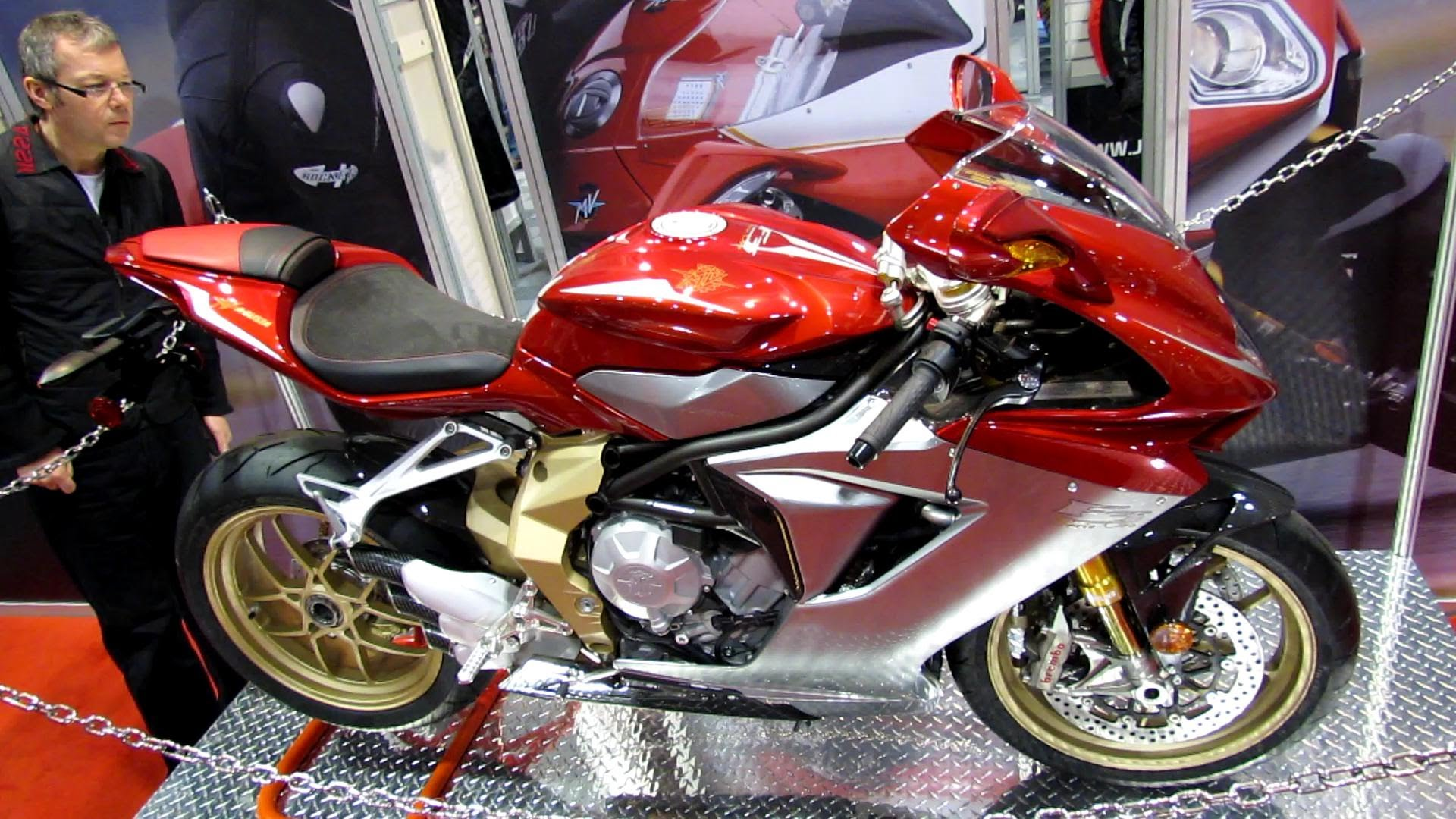 MV Agusta F3 Serie Oro 2012 images #114360