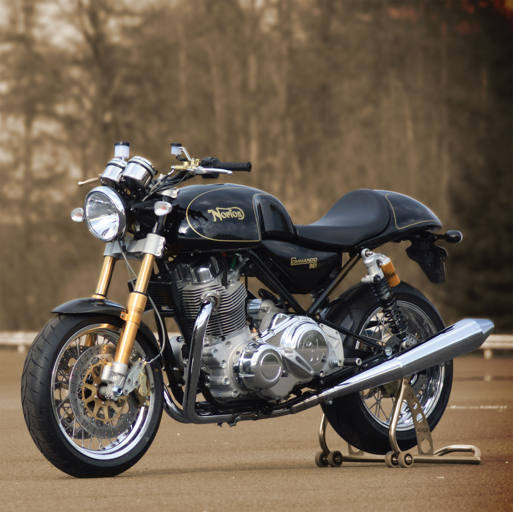Norton Commando 961 Sport images #117631