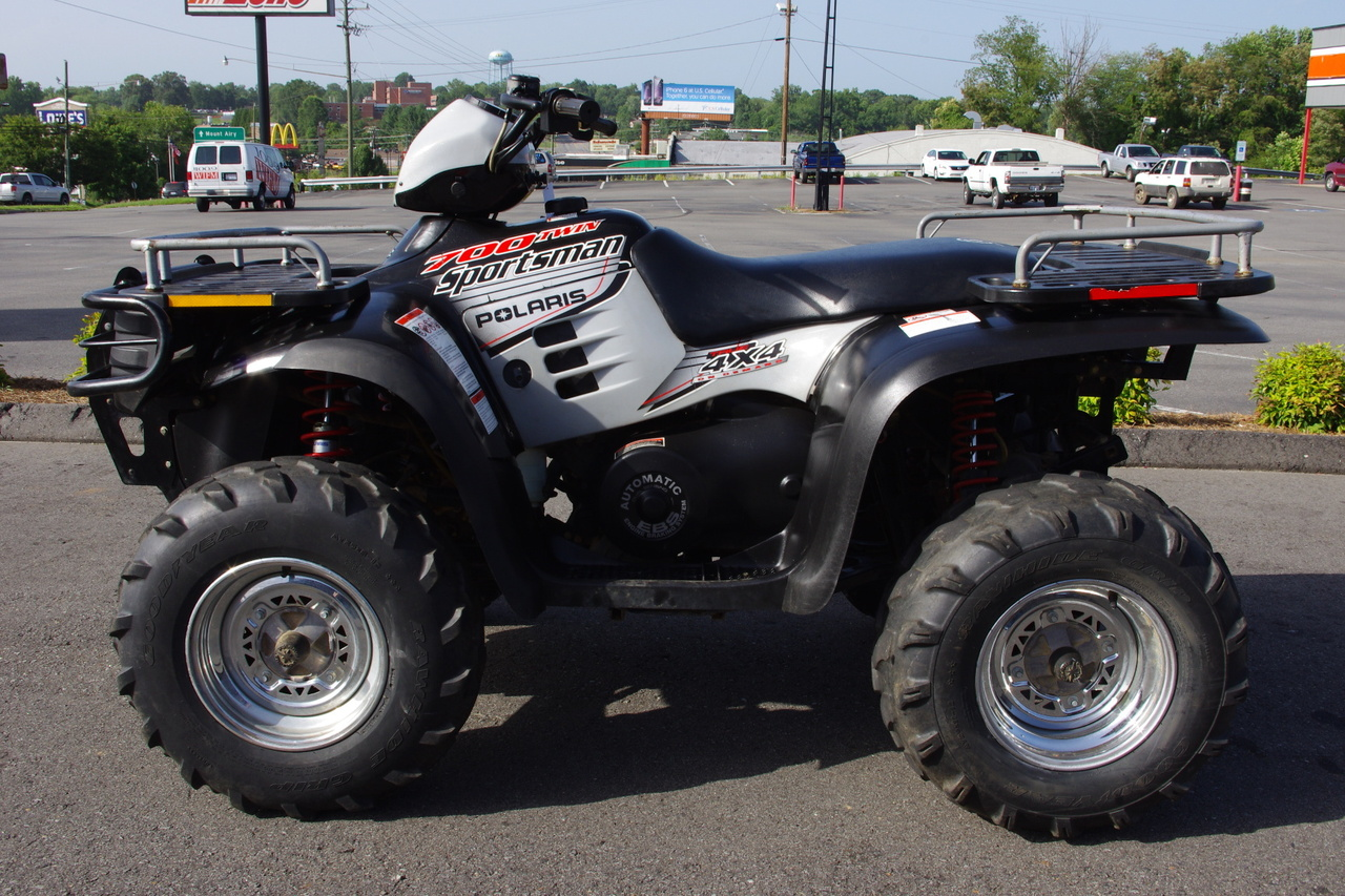 Polaris Sportsman 400 2004 images #172000