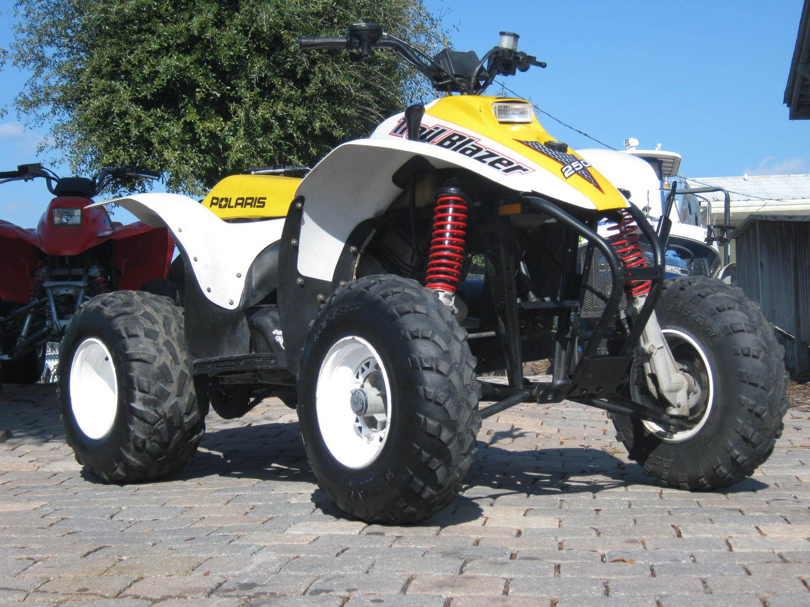Polaris Trail Blazer 250 images #120575