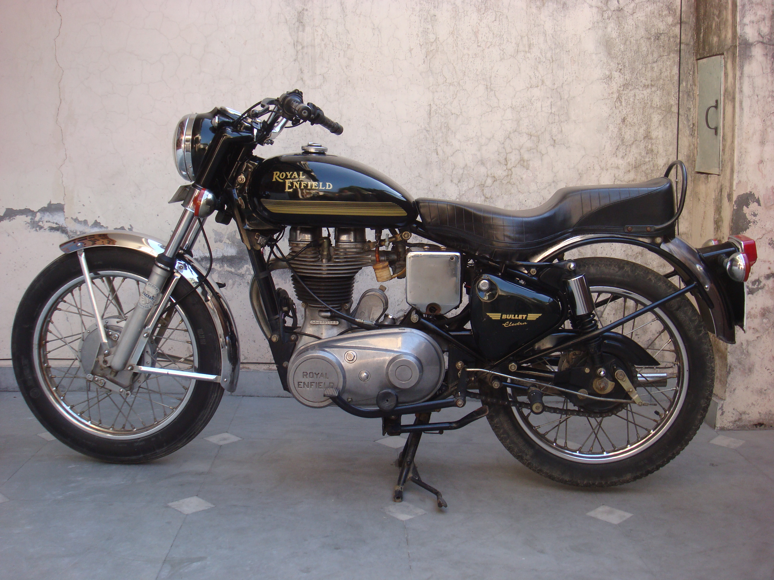 Royal Enfield Bullet 500 Army 2003 images #123832